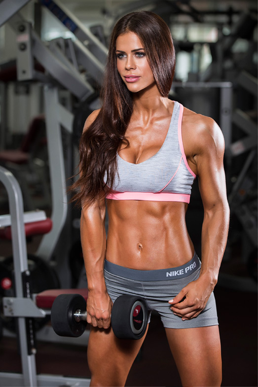 Sophie Guidolin Robert Coppa fitness photography Gold Coast